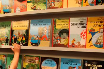 bande dessinée bd europeenne