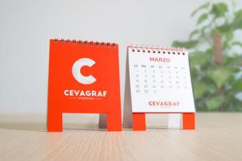 calendrier de table mini