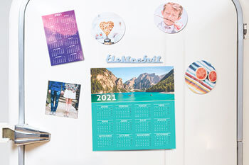 calendriers aimants