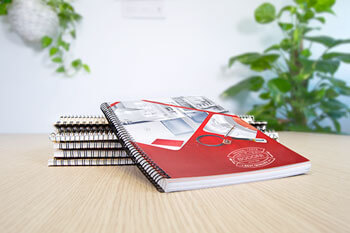 catalogues spirale