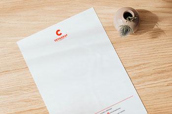 papeterie papier lettres