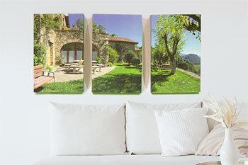 toiles 3 photos